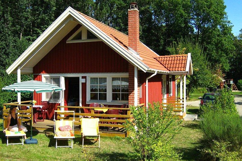 Unser Ferienhaus Seestern