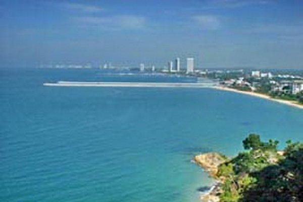 Condo über dem Meer, 5-Sterne-Blick in Pattaya Bang Sare - Bild 1