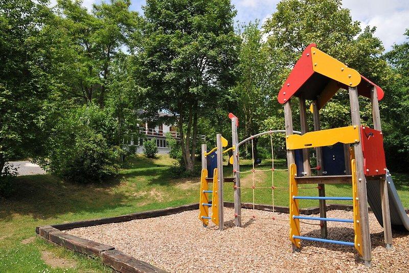 Ausstattung und Service des Ferienparks