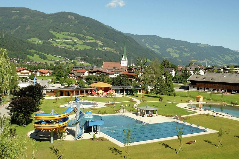 Umgebung (Sommer) (1-5 km)