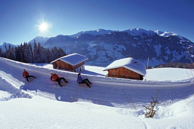 In der Region (Winter) (>5 km)