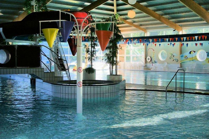 Faciliteiten en service vakantiepark