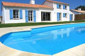 Geräumige Villa mit privatem Swimmingpool in...