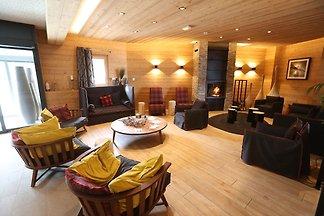 Moderne, komfortable Wohnung an den Pisten in...