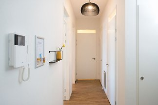Moderne Wohnung am Strand von Scheveningen