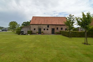 Pleasant holiday home in West Flanders with e...