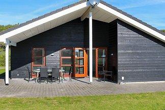 Großzügiges Ferienhaus mit Sauna in Storvorde...