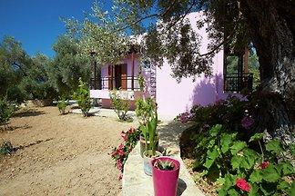 Geräumige Villa mit Whirlpool in Sfakaki,...