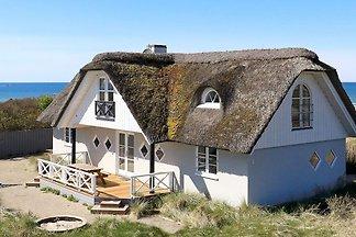 Gemütliches Ferienhaus in Hirtshals mit Sauna