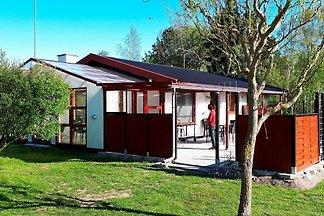 Entspannendes Ferienhaus in Lolland in...