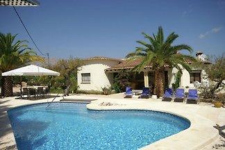 Wunderschönes Ferienhaus in Parcent mit...