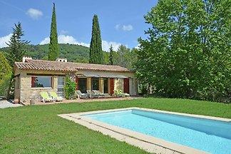 Gemütliche Villa in Fayence mit Swimmingpool