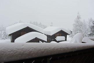 Schöne Ferienwohnung im Bellwald mit Balkon