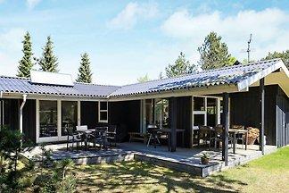 Stilvolles Ferienhaus auf Jütland mit...