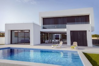 Villa de luxe à Calpe avec piscine privée