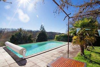 Villa mit Schwimmbad in Sigoulès Frankreich