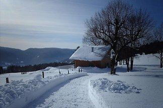 Schönes Chalet inmitten der Berge in...