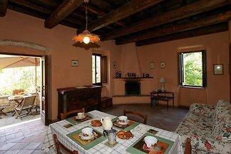 Gemütliches Cottage mit Garten in Abbateggio