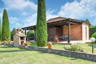 Modernes Ferienhaus in Montepulciano mit...