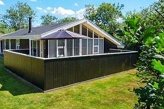 Modernes Ferienhaus in Hemmet mit Sauna