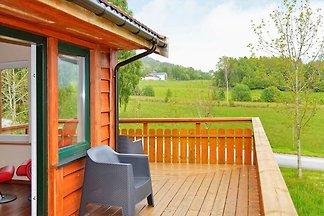 4 Sterne Ferienhaus in EIDSVÅG