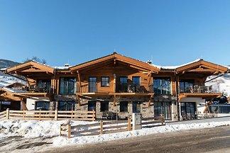Stilvolles Penthouse nahe Skigebiet in Piesen...