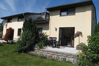Gehobene Wohnung in Brusow mit Terrasse
