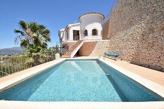 Luxusvilla mit privatem Pool in Benitachell