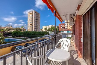 Lovely Apartment in Fuengirola with Private S...