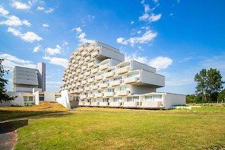 Moderne Wohnung in De Haan mit Terrasse und...