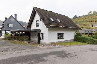 Gemütliches Ferienhaus im Elpe Sauerland nahe...