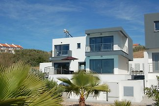 Modern villa with private pool just 400m from...