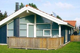Geräumiges Ferienhaus mit überdachter Terrass...