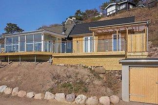 Sonniges Ferienhaus in Bornholm am Meer