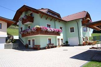 Luxuriöse Ferienwohnung in Liebenfels mit...