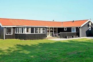 Großzügiges Ferienhaus in Løkken in...