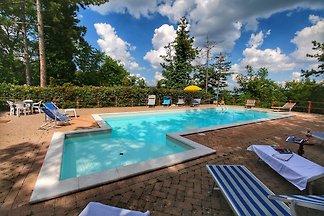Boutique-Villa in Scheggia mit Pool
