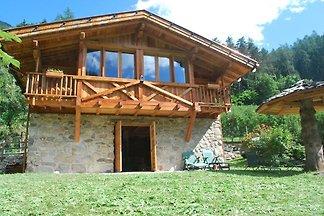 Alten renovierten Bauernhaus in einer ruhigen...
