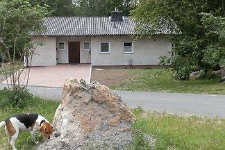 Gemütliches Ferienhaus in Fichtelberg mit nah...