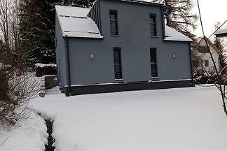 Gemütliches Ferienhaus in Železná Ruda nahe d...