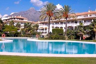 Glückseliges Ferienhaus in Marbella mit...