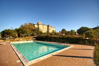Stunning Castle in Gualdo Cattaneo with Share...