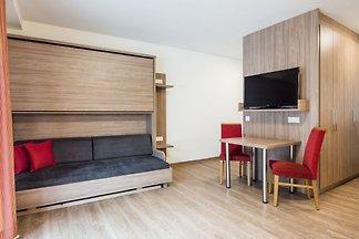 Apartment in Kleinarl nahe Skigebiet mit Balk...