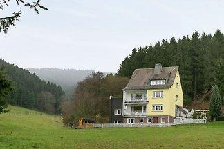 Gemütliches Ferienhaus in Niedersalwey mit...