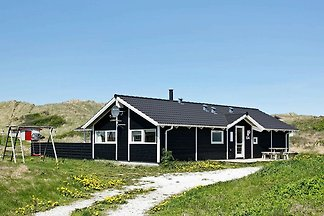 Gemütliches Ferienhaus in Løkken mit Strand i...