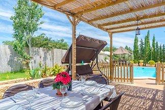 ES CIPRESOS - Ferienhaus für 9 Personen in Po...