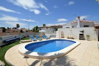 Moderne Villa in Rojales mit privatem Pool