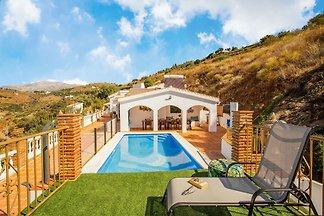 Chique villa in Cómpeta met privézwembad