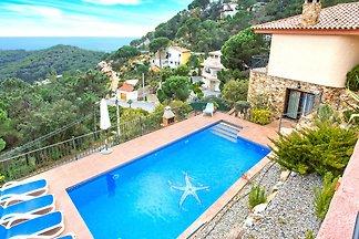 Cozy Villa in Lloret de Mar with Private Swim...