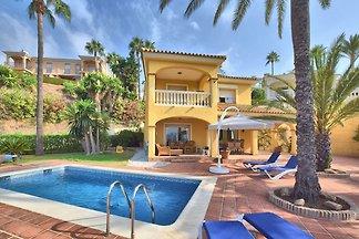 Komfortable Villa in Andalusien mit...